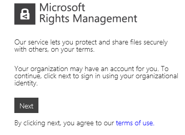 Use rights management services with office 365 small and - Rights management services office 365 ...
